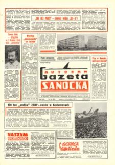 "Gazeta Sanocka ""Autosan"", 1981, nr 24-26"