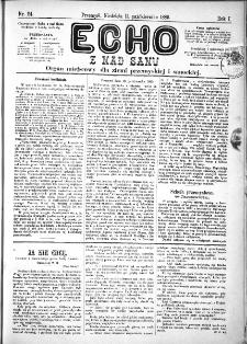 Echo z nad Sanu, 1885, nr 24