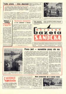 "Gazeta Sanocka ""Autosan"", 1981, nr 27-29"