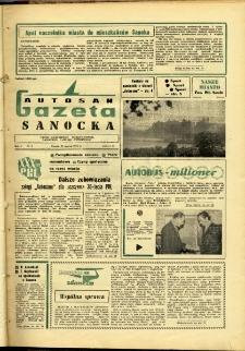 "Gazeta Sanocka ""Autosan"", 1974, nr 2"
