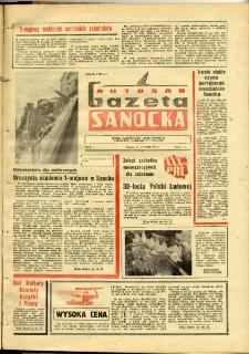 "Gazeta Sanocka ""Autosan"", 1974, nr 5"
