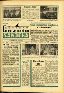 "Gazeta Sanocka ""Autosan"", 1974, nr 11"