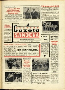 "Gazeta Sanocka ""Autosan"", 1974, nr 15"