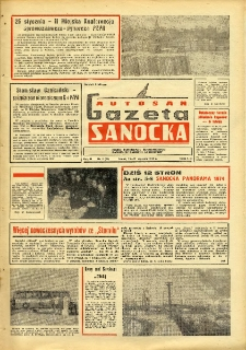 "Gazeta Sanocka ""Autosan"", 1975, nr 2"