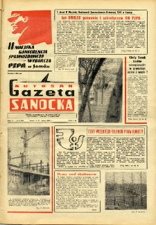 "Gazeta Sanocka ""Autosan"", 1975, nr 3"