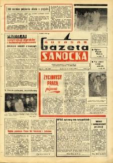 "Gazeta Sanocka ""Autosan"", 1975, nr 8"