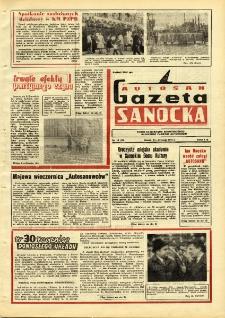 "Gazeta Sanocka ""Autosan"", 1975, nr 10"