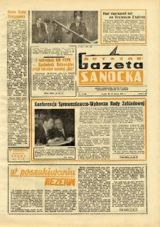 "Gazeta Sanocka ""Autosan"", 1976, nr 6"