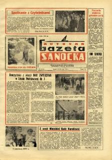 "Gazeta Sanocka ""Autosan"", 1976, nr 10"