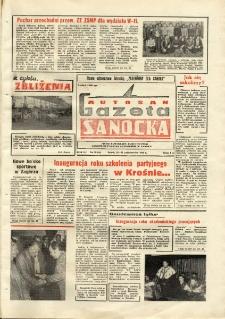 "Gazeta Sanocka ""Autosan"", 1976, nr 19"