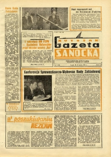"Gazeta Sanocka ""Autosan"", 1978, nr 6"