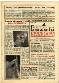 "Gazeta Sanocka ""Autosan"", 1978, nr 11"