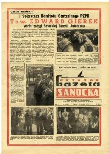 "Gazeta Sanocka ""Autosan"", 1978, nr 14"