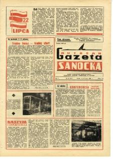 "Gazeta Sanocka ""Autosan"", 1978, nr 20"