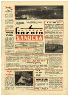 "Gazeta Sanocka ""Autosan"", 1978, nr 27"