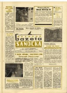 "Gazeta Sanocka ""Autosan"", 1978, nr 32"