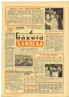"Gazeta Sanocka ""Autosan"", 1978, nr 33"