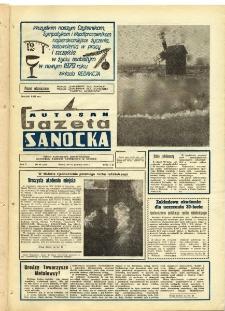 "Gazeta Sanocka ""Autosan"", 1978, nr 36"