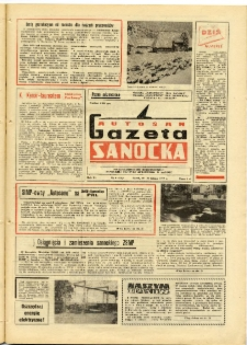 "Gazeta Sanocka ""Autosan"", 1979, nr 6"