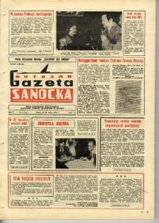 "Gazeta Sanocka ""Autosan"", 1979, nr 8"