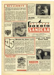 "Gazeta Sanocka ""Autosan"", 1979, nr 9"