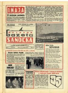 "Gazeta Sanocka ""Autosan"", 1979, nr 12"