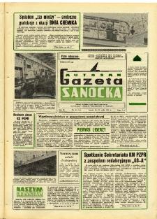 "Gazeta Sanocka ""Autosan"", 1979, nr 15"