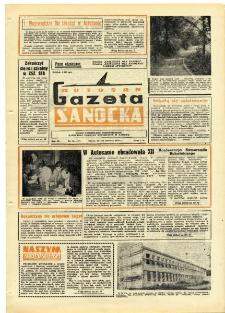 "Gazeta Sanocka ""Autosan"", 1979, nr 18"