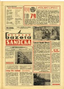 "Gazeta Sanocka ""Autosan"", 1979, nr 20"