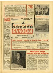 "Gazeta Sanocka ""Autosan"", 1979, nr 21"