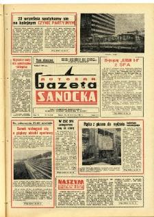 "Gazeta Sanocka ""Autosan"", 1979, nr 26"