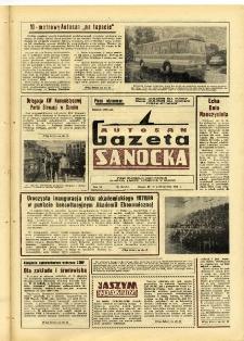 "Gazeta Sanocka ""Autosan"", 1979, nr 30"