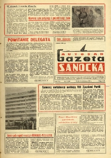 "Gazeta Sanocka ""Autosan"", 1980, nr 5"