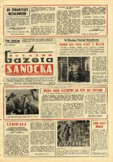 "Gazeta Sanocka ""Autosan"", 1980, nr 11"