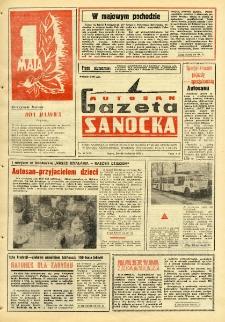 "Gazeta Sanocka ""Autosan"", 1980, nr 12"