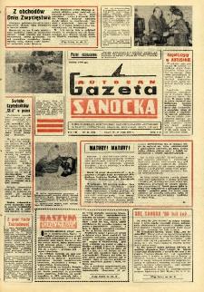 "Gazeta Sanocka ""Autosan"", 1980, nr 14"