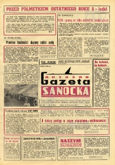 "Gazeta Sanocka ""Autosan"", 1980, nr 17"