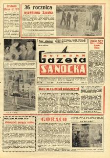 "Gazeta Sanocka ""Autosan"", 1980, nr 23"