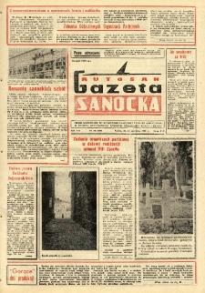 "Gazeta Sanocka ""Autosan"", 1980, nr 24"