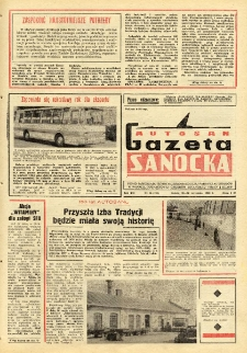 "Gazeta Sanocka ""Autosan"", 1980, nr 26"