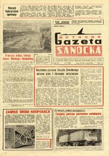 "Gazeta Sanocka ""Autosan"", 1980, nr 27"