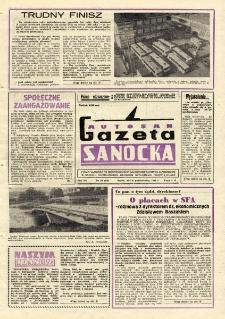 "Gazeta Sanocka ""Autosan"", 1980, nr 30"