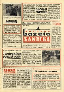 "Gazeta Sanocka ""Autosan"", 1980, nr 33"