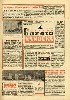 "Gazeta Sanocka ""Autosan"", 1981, nr 3"