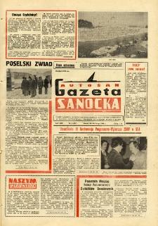 "Gazeta Sanocka ""Autosan"", 1981, nr 6"