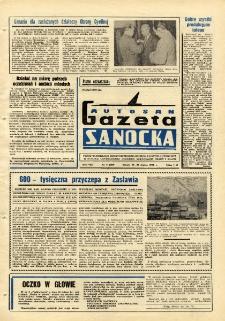 "Gazeta Sanocka ""Autosan"", 1981, nr 8"