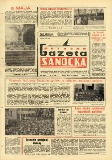 "Gazeta Sanocka ""Autosan"", 1981, nr 14"