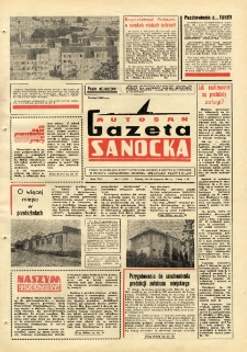 "Gazeta Sanocka ""Autosan"", 1981, nr 17"