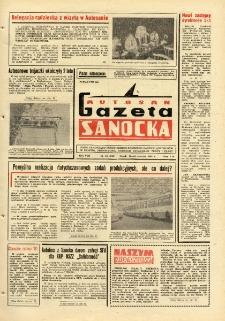 "Gazeta Sanocka ""Autosan"", 1981, nr 18"
