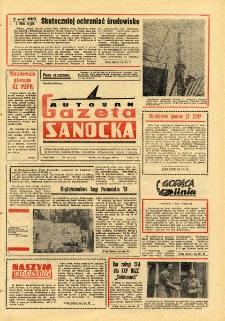 "Gazeta Sanocka ""Autosan"", 1981, nr 20"